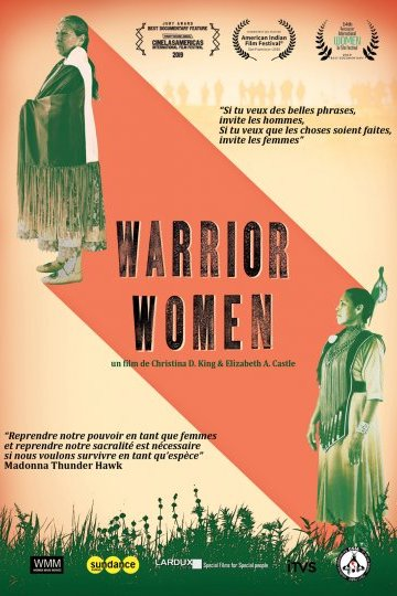 A partir du 20 mars : Warrior Women