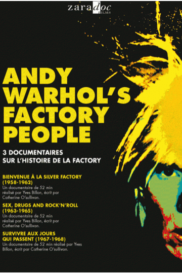 Andy Warhol's Factory People