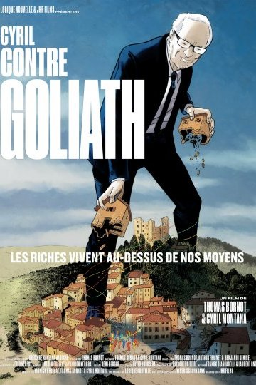 A partir du 15 mars : Cyril contre Goliath